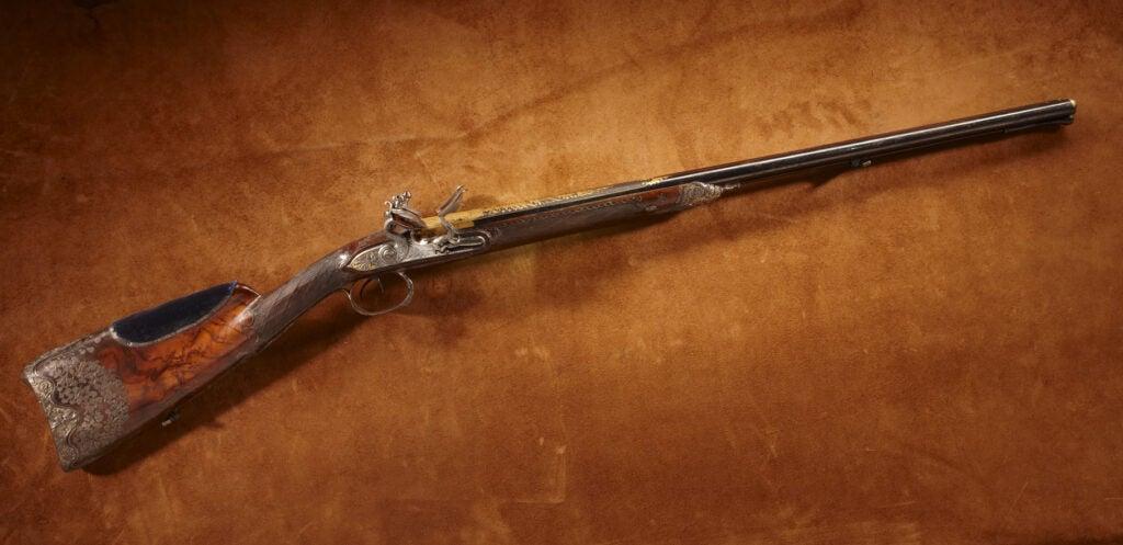 Napoleon's Flintlock Fowler