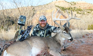 South Central Wrap-Up and a Big Buck To End the Season