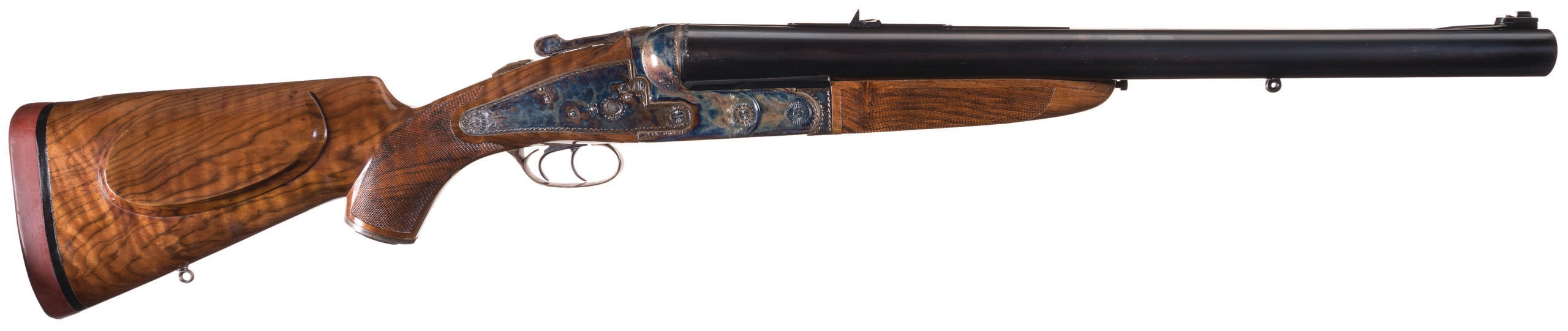 Ken Owen 4-bore rifle