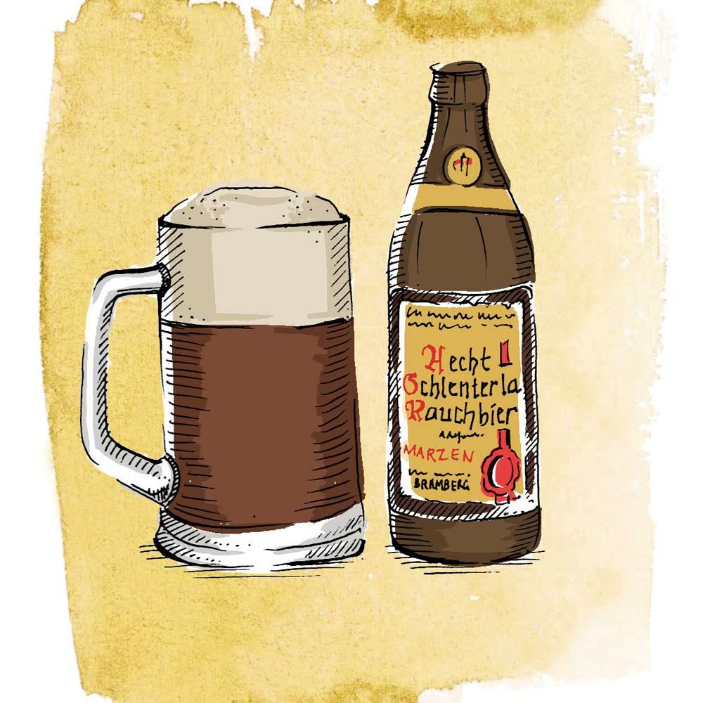Rauchbier German Beer
