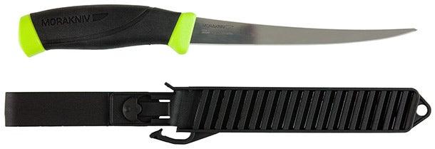 morakniv fishing fillet knife steel