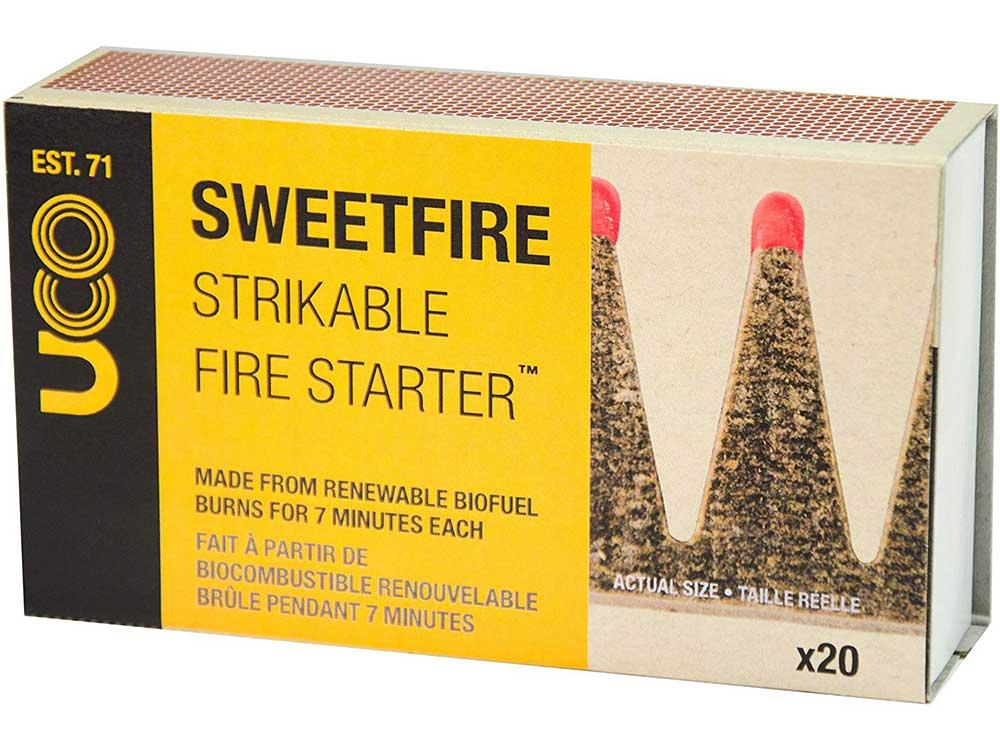 UCO Sweetfire Biofuel Fire Starters