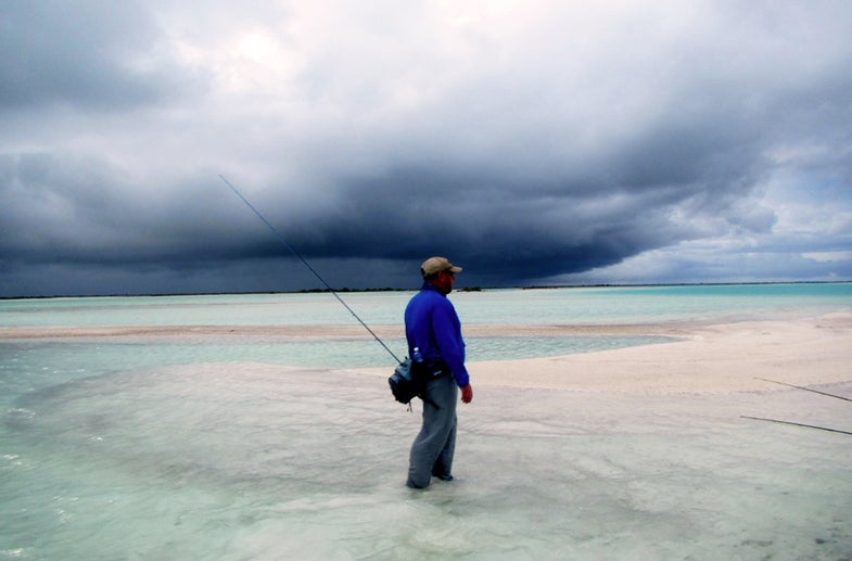 Five Tips for Sight Fishing on Cloudy Days