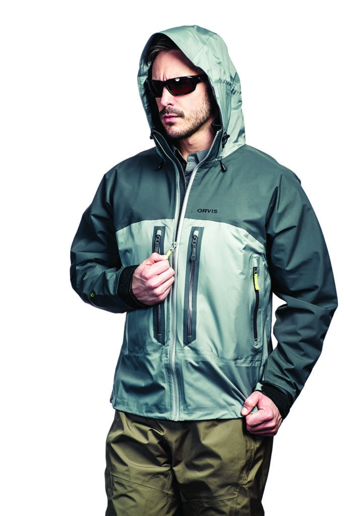 Orvis Sonic Tailwaters Jacket