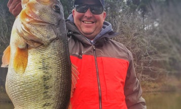 Don't Wait For Warm Days To Fish Winter Bass