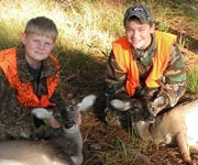 Bruce: Lessons from Deer Season