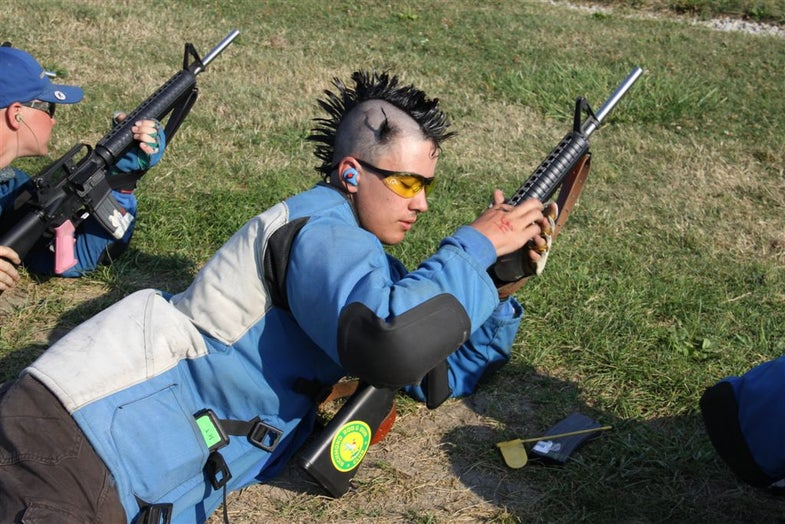 5,000 Military, Civilian, and International Marksmen Face Off: The Shooting Games at Camp Perry