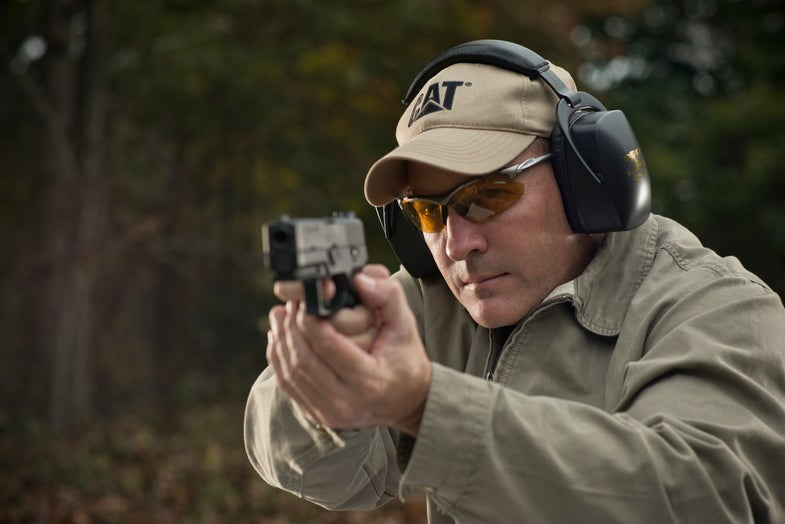 Do You Carry a Pistol While Bowhunting?
