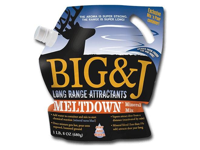 Big & J Meltdown Mineral