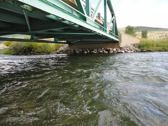 Fly Fishing Micro Currents and Micro Seams