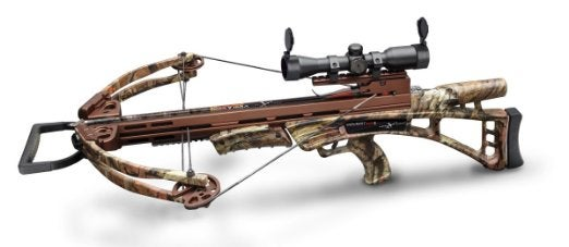Crossbows Mean More Time to Hunt, Or to Learn Sanskrit