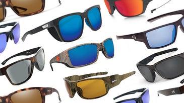 hunting and fishing sunglasses