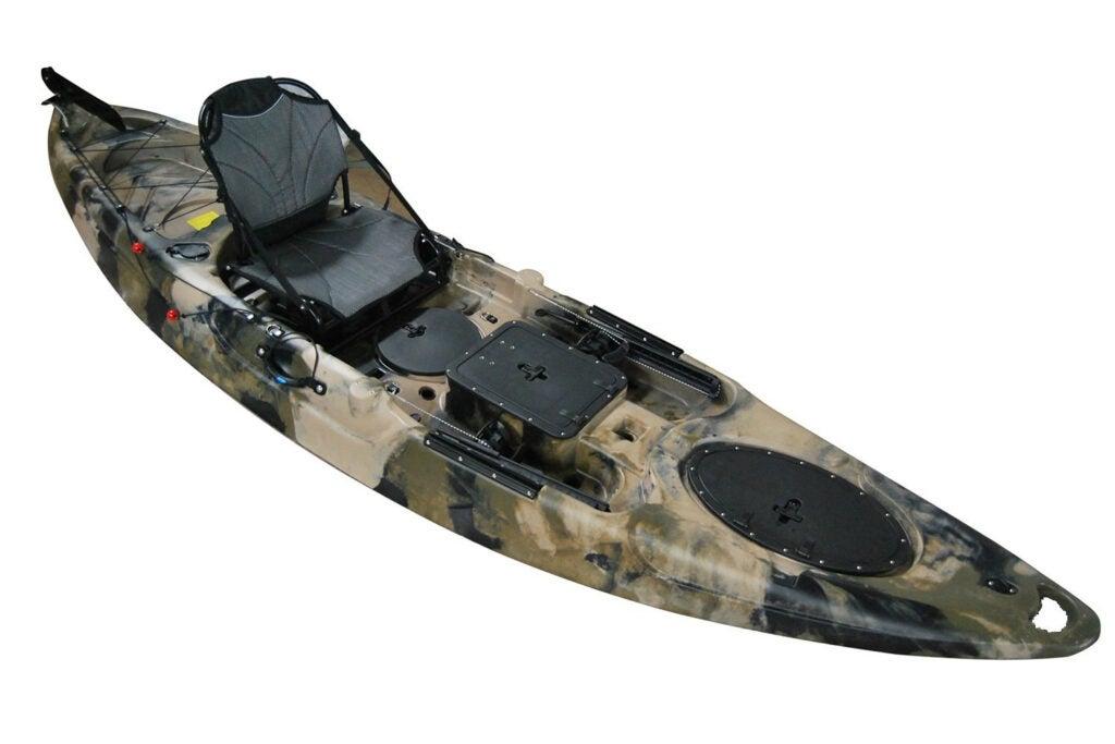 BKC 11.5 Foot Angler Kayak