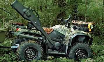 How To: Trick Out Your ATV for Turkey Season