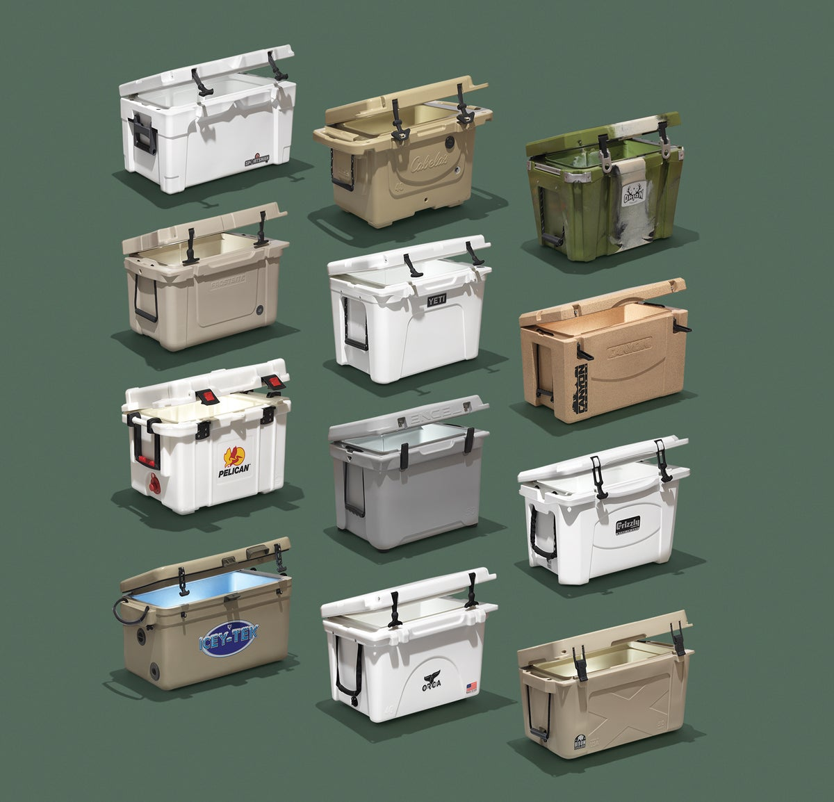 The 12 Best Hunting and Fishing Coolers