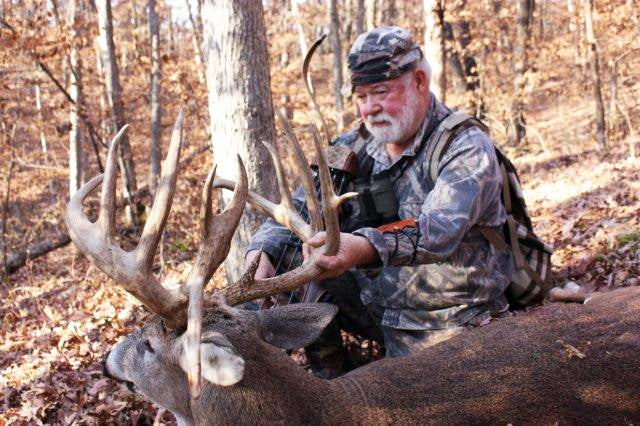 A Worthy End For a Nearly 10-Year-Old, 190-Inch Iowa Buck