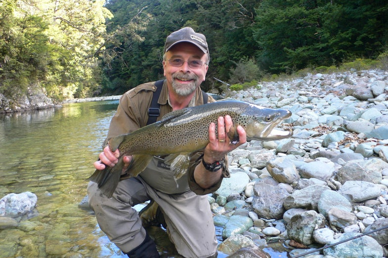 F&S Adventure: Fly Fishing for Trout In New Zealand