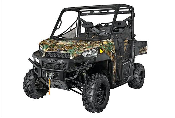 Best ATV of 2013: Polaris Ranger XP 900