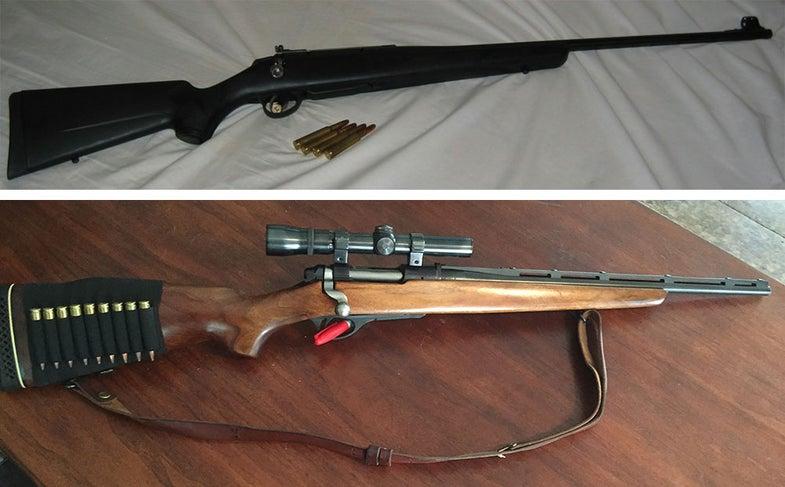 lightweight rifles