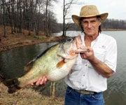 UPDATE: Arkansas State-Record Largemouth Bass Invalidated