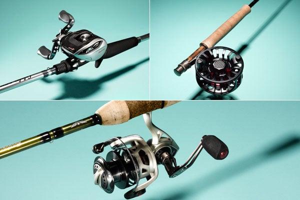 Field & Stream Picks the Best New Fishing Gear of 2012