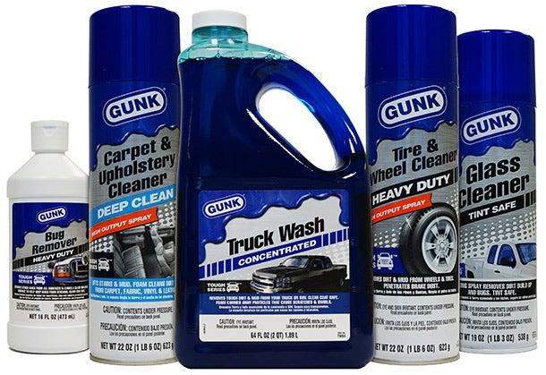 gunk truck wash tough series