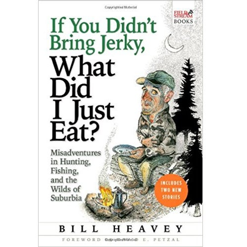 beef jerking book bill heavey