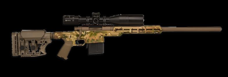 Rifle Review: Howa HCR