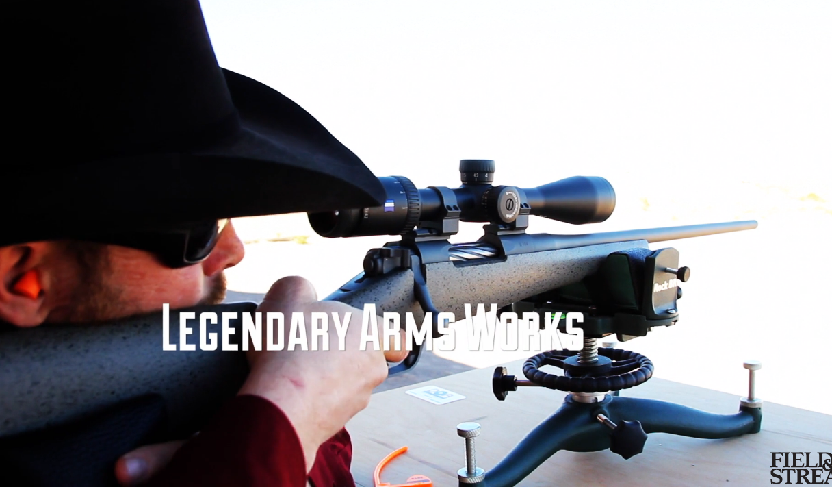 New Hunting Rifle: Legendary Arms Works Closer