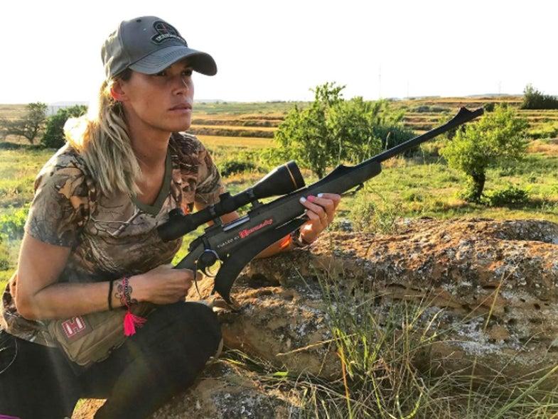 Melania Capitan, hunter, Spain, Catalonia