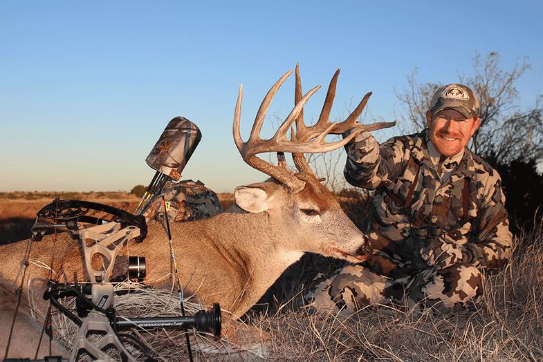 November Brings a Big Buck Out of Hiding