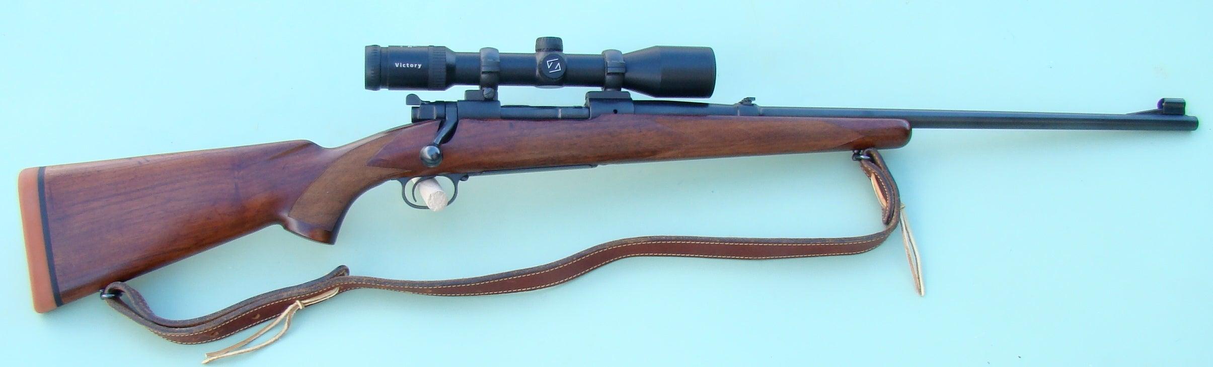 Gunfight Friday: Remington 7600 vs. Winchester Model 70