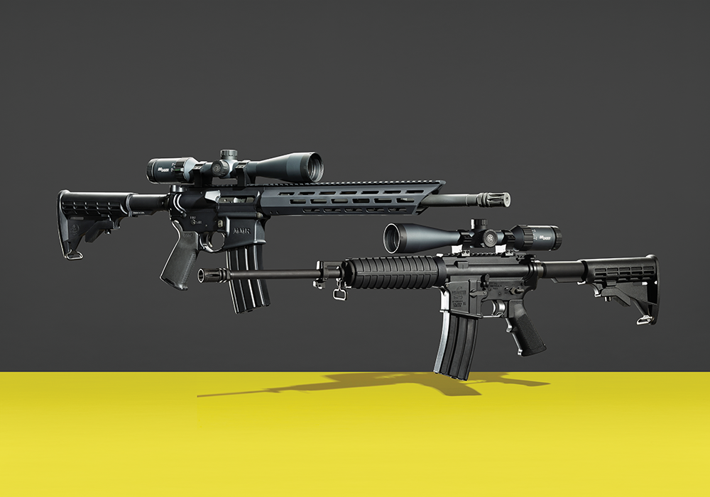 Four Affordable, Lightweight ARs Ranked and Reviewed