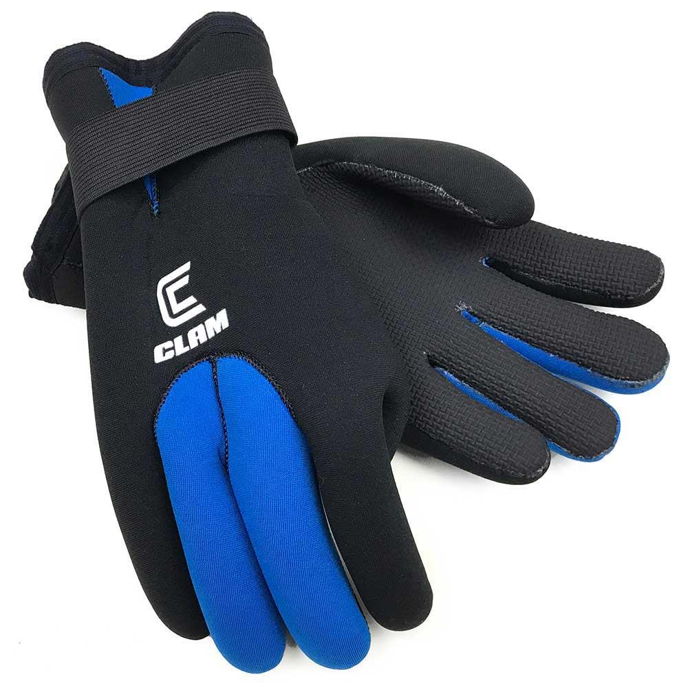 CLAM Neoprene Fishing Gloves