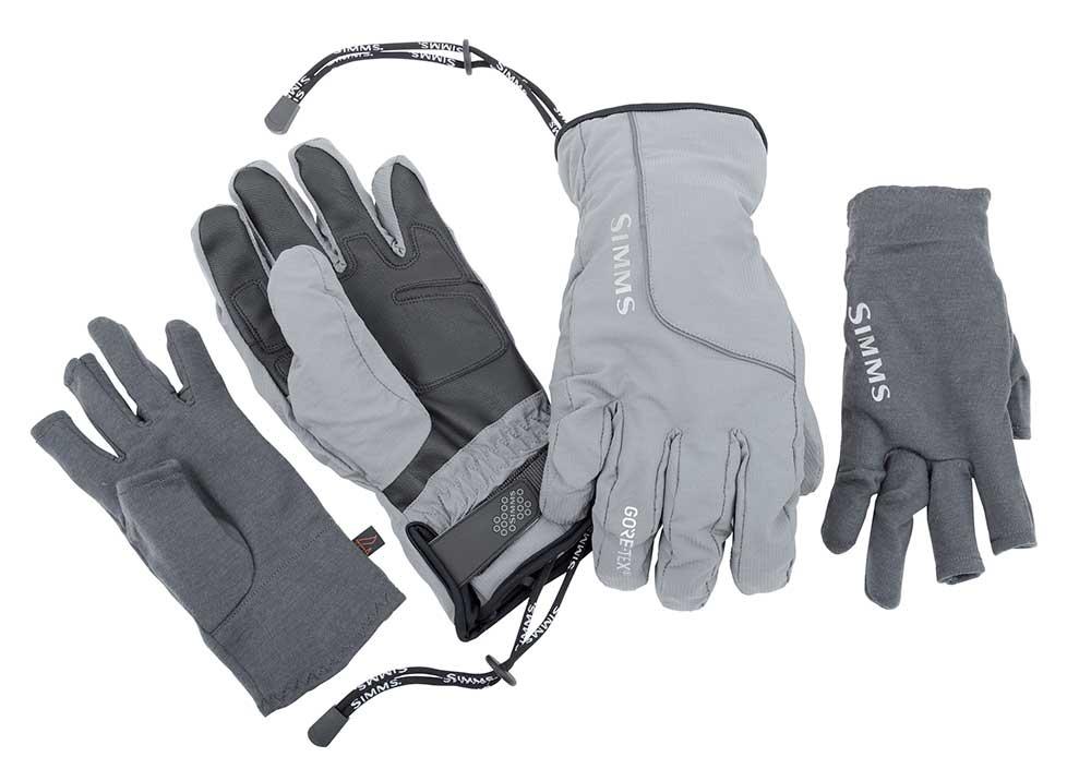 SIMMS Prodry Glove Plus Liner