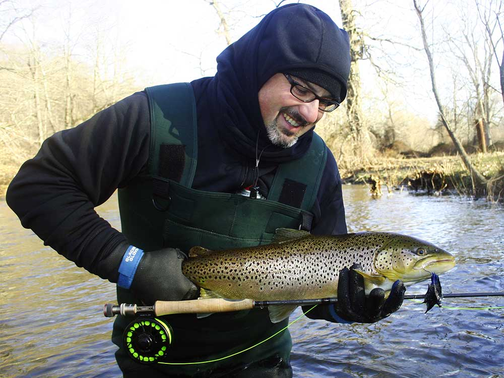 The Cold-Weather Fishing Glove Torture Test