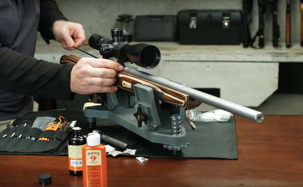 rifle barrel cleaning tips