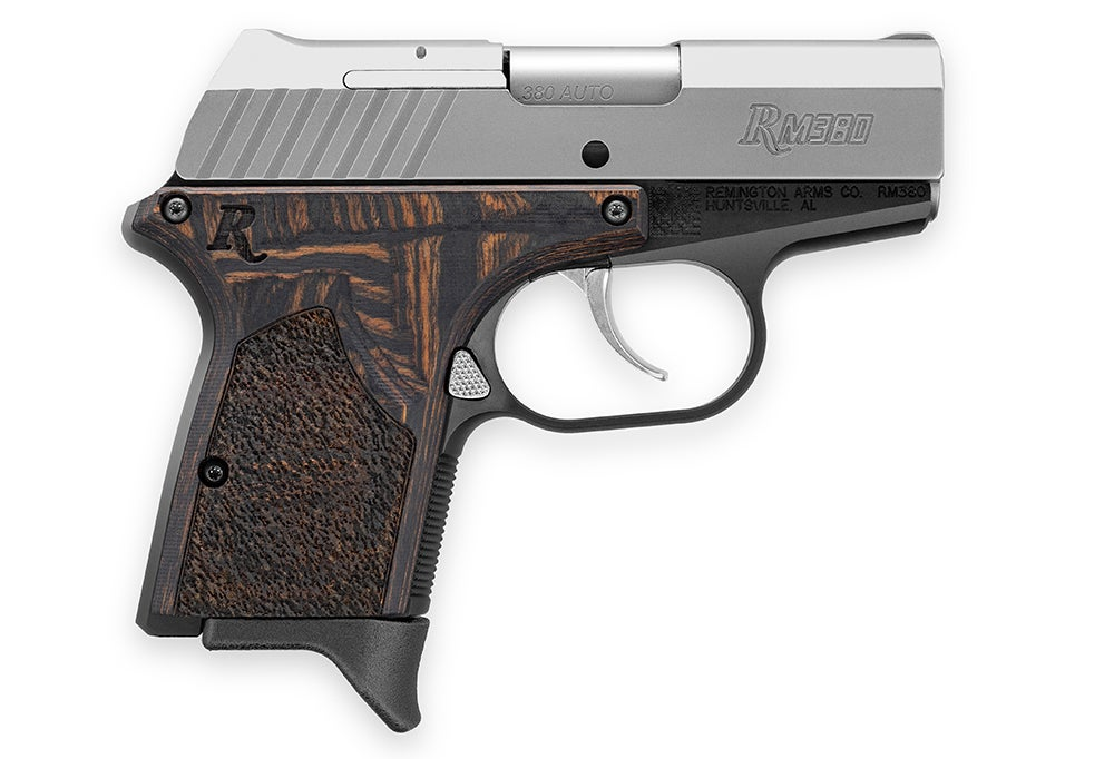 remington rm380 executive handgun