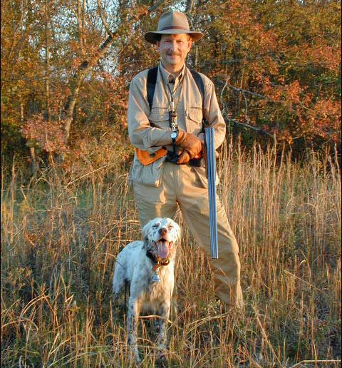 dez . young and hunting setter