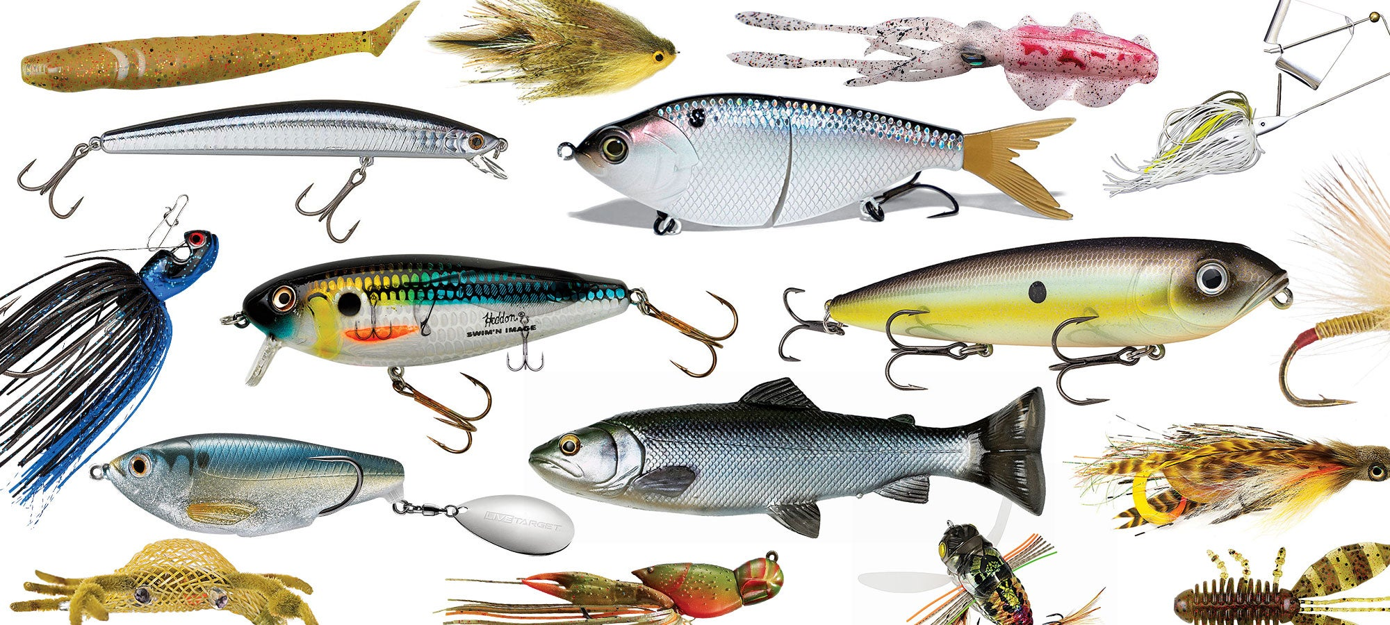 new fishing lures