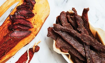 Jerky: The World's Favorite Outdoors Snack