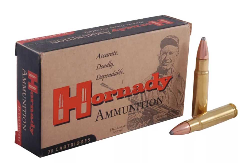 hornady custom 358 Winchester