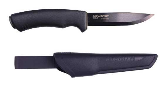 Morakniv Bushcraft Black