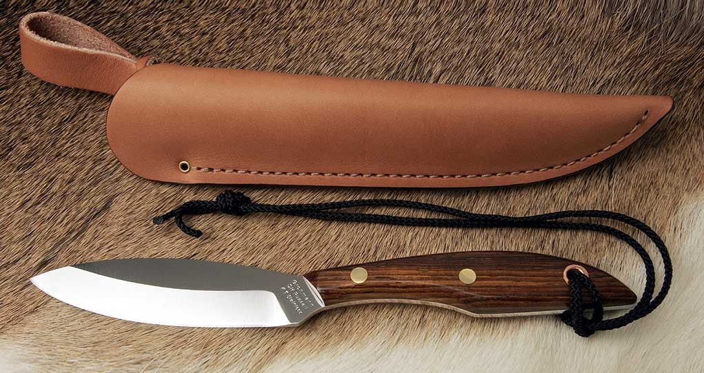Russell Canadian Belt Knife