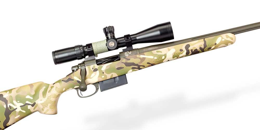 g a precision xtreme hunter rifle