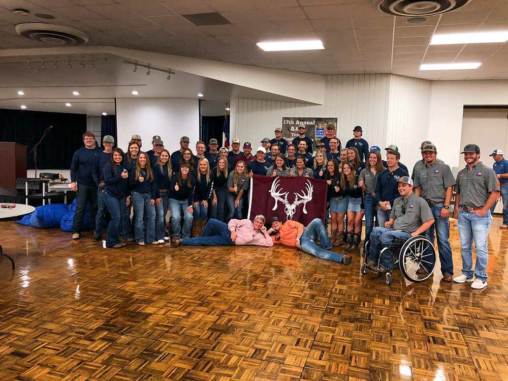 texas a and m hunter association