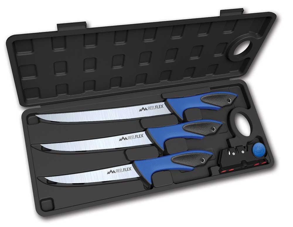 Outdoor Edge ReelFlex Pak Filet Kit