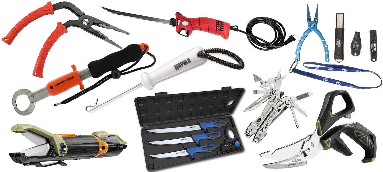 helpful fishing tools