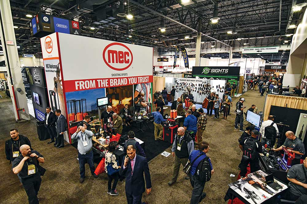 shot show day one