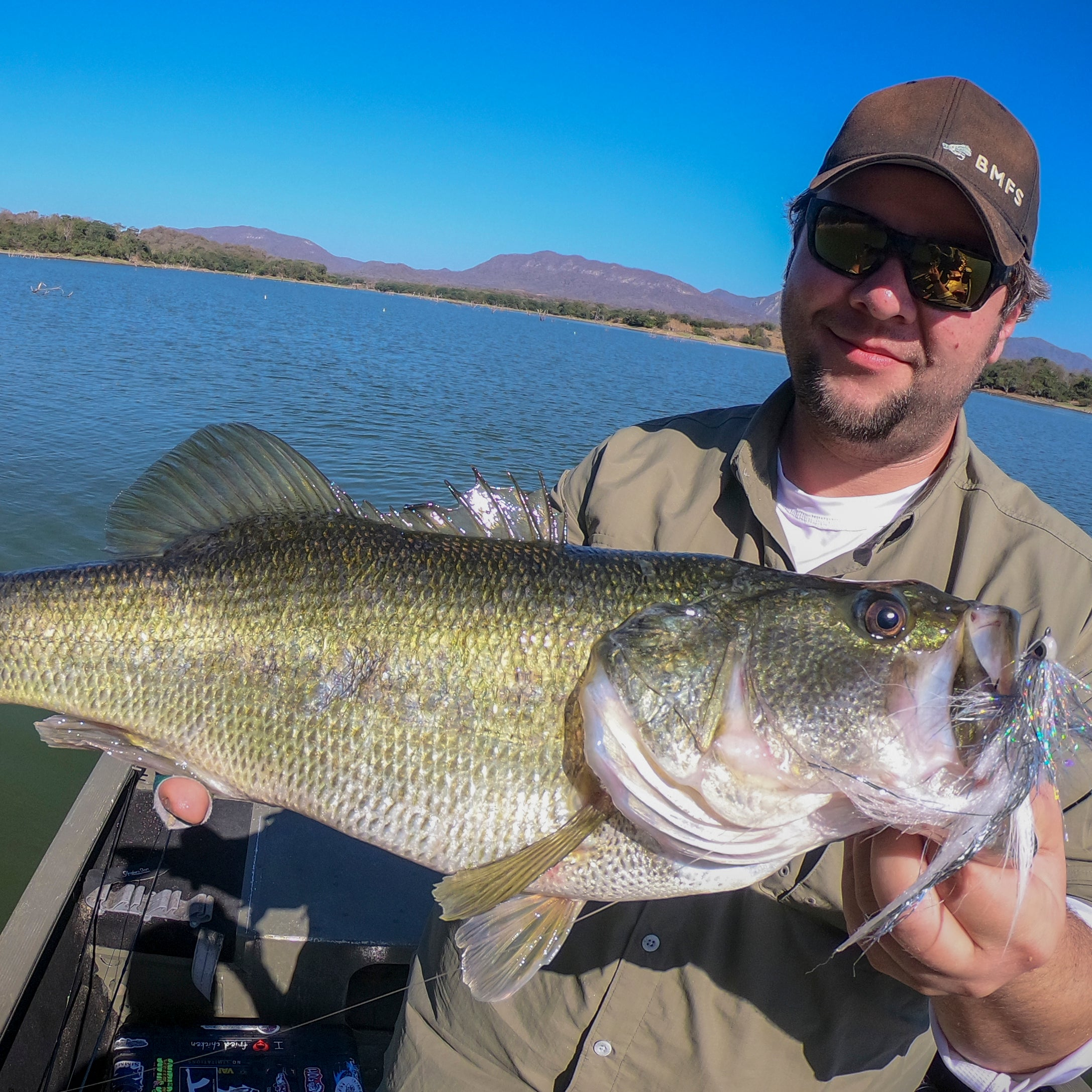 Hook Shots: A New Bass Fly Fishery In Old Mexico